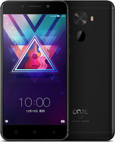 Coolpad Cool Changer S1 Cell Phone Black 64GB AKG Earphone Version 5.5-Inch Brand New Original