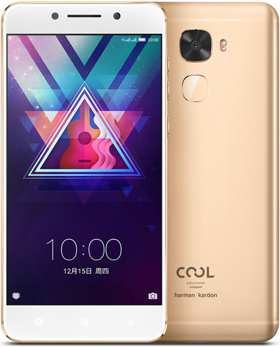Coolpad Cool Changer S1 Cell Phone Gold 64GB 5.5-Inch Brand New Original