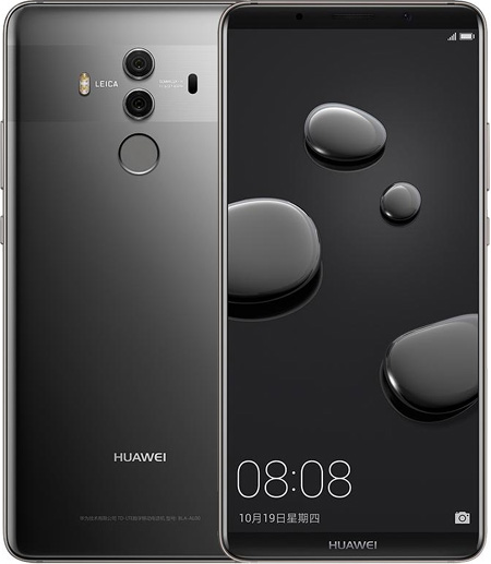 Huawei Mate 10 Pro Cell Phone Gray 128GB 6-Inch Brand New Original