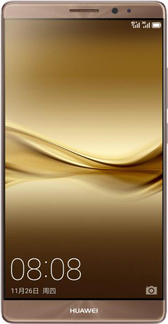 huawei mate mocha gold inch gb ram gb rom cell phone brand new