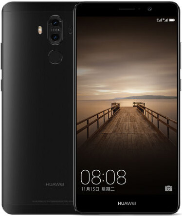 Huawei Mate 9 Cell Phone Black 128GB 5.9-Inch Brand New Original
