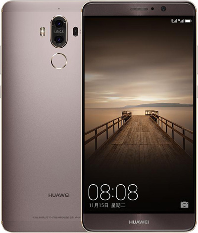 Huawei Mate 9 Cell Phone Mocha Gold 64GB 5.9-Inch Brand New Original