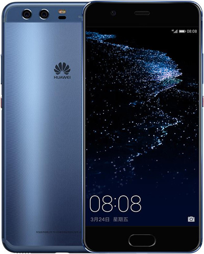 Huawei P10 Plus Cell Phone Blue 128GB 5.5-Inch Brand New Original
