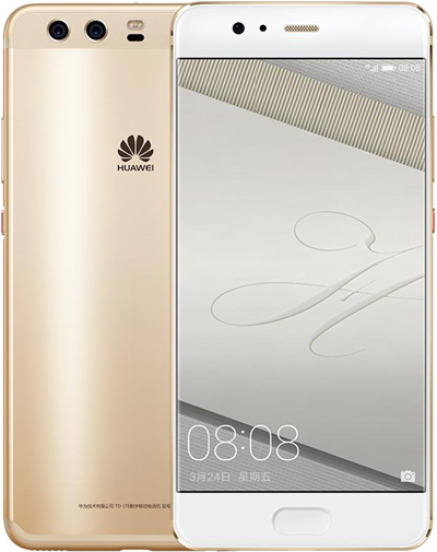 Huawei P10 Plus Cell Phone Gold 128GB 5.5-Inch Brand New Original