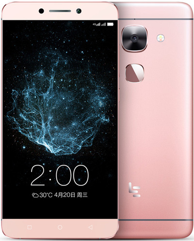 LeEco(Letv) Le 2 Cell Phone Rose Gold 32GB 5.5-Inch Brand New Original