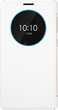 Lenovo Zuk Edge Original Leather Case White Brand New Original
