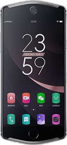 Meitu T8 Cell Phone Gray 5.2-Inch Brand New Original