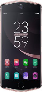 Meitu T8 Cell Phone Pink 5.2-Inch Brand New Original