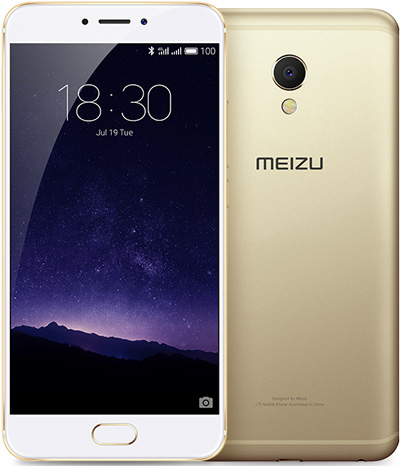 Meizu MX6 Cell Phone Gold Gray White Pink 5.5-Inch Brand New Original