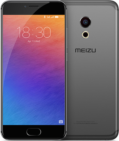 Meizu PRO 6 Gray Black 32GB 5.2-Inch Cell Phone Brand New Original