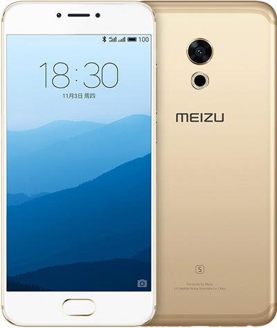 Meizu PRO 6S Cell Phone Gold Pink Silver Black 5.2-Inch Brand New Original