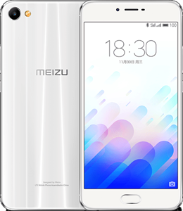 Meizu X Cell Phone White Blue Black Gold 32GB 64GB 5.5-Inch Brand New Original