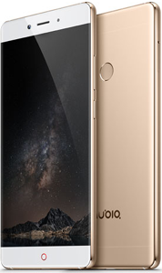 Nubia Z11 Cell Phone White Gold 5.5-Inch Brand New Original