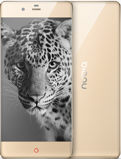 Nubia Z9 GOLD 5.2-Inch Cell Phone Brand New Original
