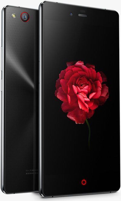 Nubia Z9 Max Black 5.5-Inch Cell Phone Brand New Original