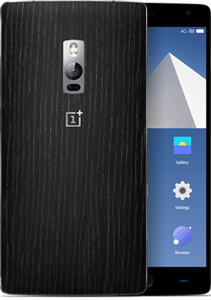 OnePlus 2 64GB Black 5.5-Inch Apricot Cell Phone Brand New Original