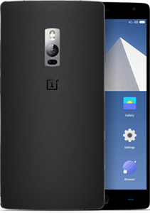 OnePlus 2 64GB Sandstone Black 5.5-Inch Cell Phone Brand New Original