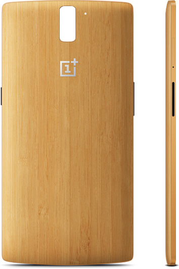 OnePlus One Back Cover Bamboo Brand New Original