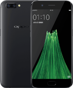 OPPO R11 Cell Phone Black 64GB 5.5-Inch Brand New Original
