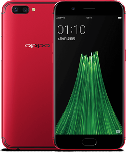 OPPO R11 Cell Phone Red 64GB 5.5-Inch Brand New Original