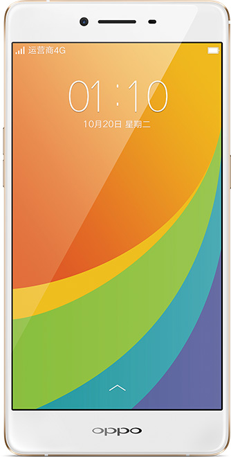 OPPO R7S Gold 5.5-Inch 4GB RAM Cell Phone Brand New Original