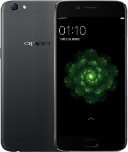 OPPO R9S Cell Phone Black 64GB ROM 5.5-Inch Brand New Original