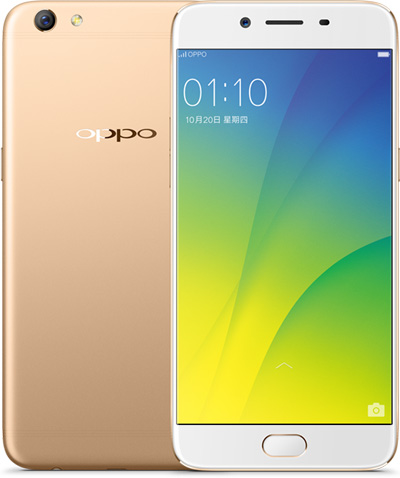OPPO R9S Plus Cell Phone Gold 64GB ROM 6-Inch Brand New Original