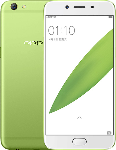 OPPO R9S Cell Phone Green 64GB ROM 5.5-Inch Brand New Original