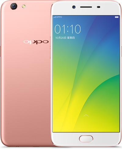 OPPO R9S Cell Phone Rose Gold 64GB ROM 5.5-Inch Brand New Original