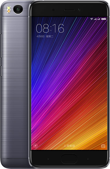Xiaomi Mi 5S Cell Phone Gray 64GB 5.15-Inch  Brand New Original