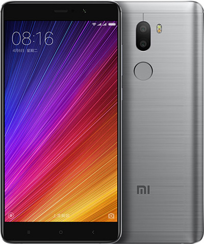 Xiaomi Mi 5S Plus Cell Phone Gray 128GB 5.7-Inch  Brand New Original