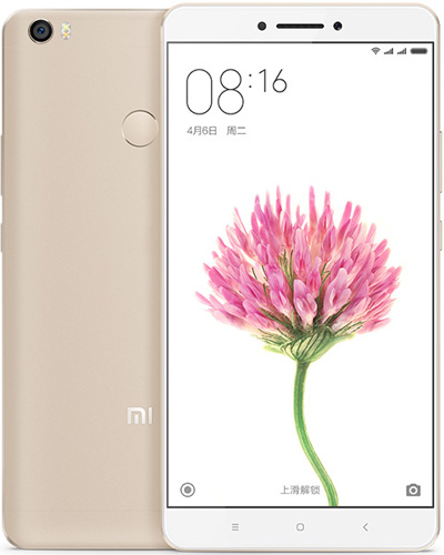 Xiaomi Max Gold 6.44-Inch 32GB Cell Phone Brand New Original
