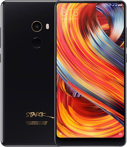 Xiaomi MIX 2 Cell Phone Starck Edition 128GB 5.99-Inch Brand New Original