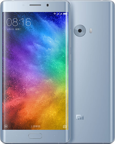 Xiaomi Note 2 Cell Phone Silver Global 128GB 5.7-Inch Brand New Original