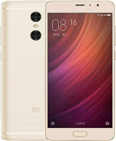 Xiaomi Redmi Pro Gold 5.5-Inch 32GB Cell Phone Brand New Original