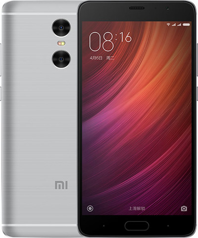 Xiaomi Redmi Pro Gray 5.5-Inch 128GB Cell Phone Brand New Original